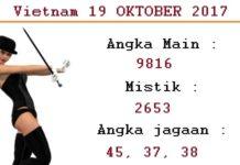 Prediksi Togel Vietnam Kamis 19 Oktber 2017